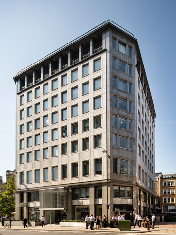 Aldermary House,London, EC2
