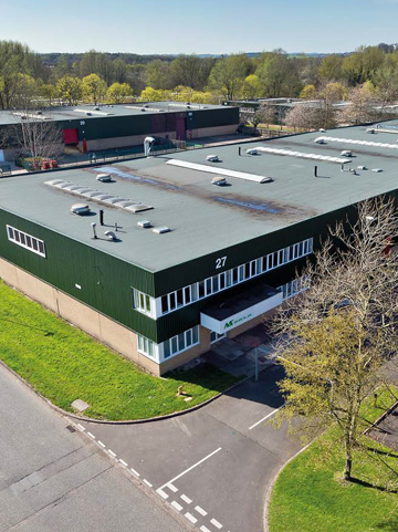 Manorside Industrial Estate,Redditch