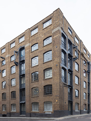 New Loom House,London, E1