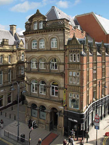 The Bourse,Leeds