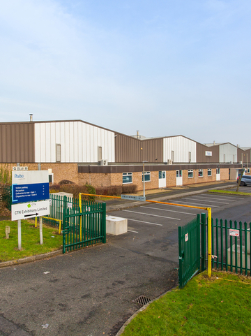 Halesfield 19 Unit G,Telford